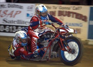 Speedway (Final Points Night) + Extreme Sidecars Series Grand Final @ Gold Country Fairgrounds | Auburn | California | United States