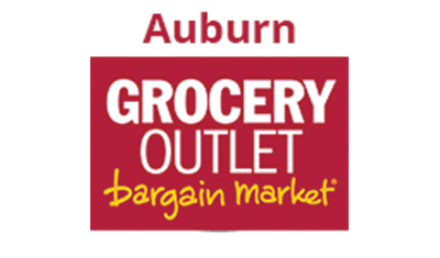 Fast Fridays Speedway Sponsor - Auburn Grocery Outlet