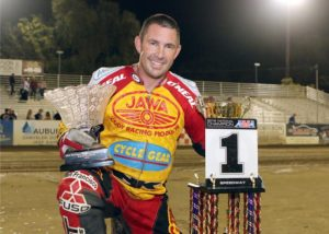 Budweiser - AMA Speedway National Championship Series Final - Saturday Night @ Gold Country Fairgrounds | Auburn | California | United States