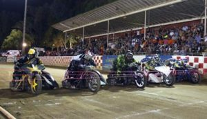 Speedway (final points night) + EXTREME SIDECARS GRAND FINAL @ Gold Country Fairgrounds   Auburn   California   United States