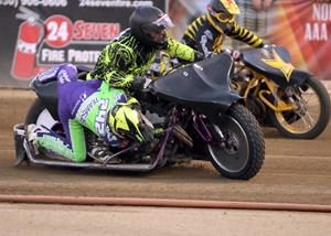 Speedway + EXTREME SIDECAR SERIES ROUND 2 @ Gold Country Fairgrounds | Auburn | California | United States