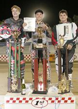 250 cc Winners - Fast Fridays