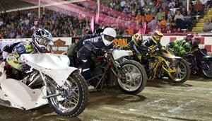 AMA NATIONAL EXTREME SIDECARS CHAMPIONSHIP @ Gold Country Fairgrounds | Auburn | California | United States