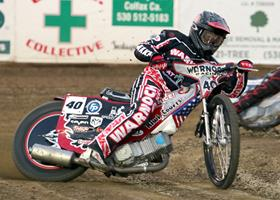 Thomas Hedden - Fast Fridays Motorcycle Speedway