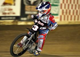 Nick Hohlbein - Fast Fridays Motorcycle Speedway