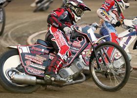 Billy Janniro - Fast Fridays Motorcycle Speedway