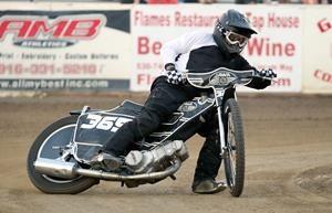 Dean Newnham - Fast Fridays Motorcycle Speedway