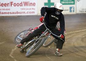Mike Rooney - Fast Fridays Motorcycle Speedway