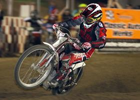 Billy Janniro - Fast Fridays Motorcycle Speedway