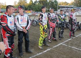 North Team - Fast Fridays Motorcycle Speedway