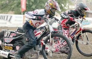 Bart Bast- Fast Fridays Motorcycle Speedway