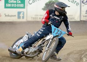 Reese Todd - Fast Fridays Motorcycle Speedway