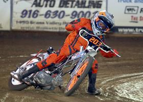 Darren Armbruster - Fast Fridays Motorcycle Speedway