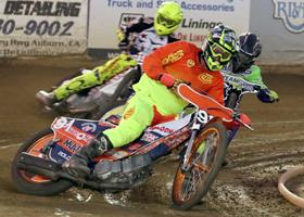 Matt King - Fast Fridays Motorcycle Speedway