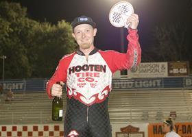 Greg Hooten - Fast Fridays Motorcycle Speedway
