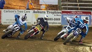 Flat Track Stars Invitational - Fast Fridays Motorcycle Speedway