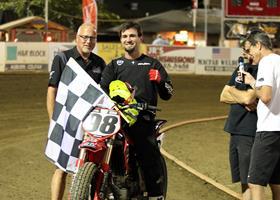 Kahl Kolkman Dash For Cash - Fast Fridays Motorcycle Speedway