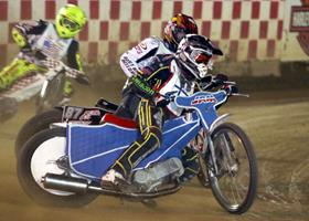 Tero Aarnio - Fast Fridays Motorcycle Speedway