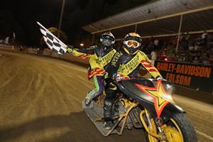 Speedway + EXTREME SIDECAR SERIES ROUND 1 @ Fast Fridays Motorcycle Speedway   Auburn   California   United States