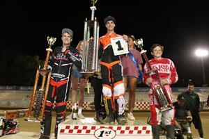 Speedway + AMA 250cc & 150cc Youth National Championship @ Fast Fridays Motorcycle Speedway | Auburn | California | United States