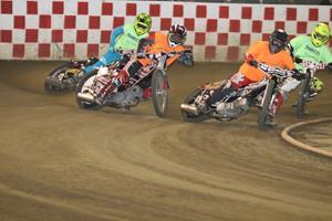 Speedway + Team SOS Team Challenge Series Round 2 @ Fast Fridays Motorcycle Speedway | Auburn | California | United States
