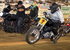Speedway + Hooligans V-Twin (Race your V-Twin on the Fast Fridays Oval) @ Gold Country Fairgrounds | Auburn | California | United States