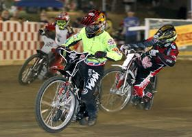 Bart Bast - Fast Fridays Motorcycle Speedway