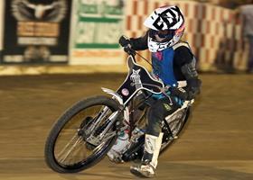 Dakota VanderBroeder - Fast Fridays Motorcycle Speedway