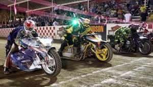 Extreme Sidecars Start - Fast Fridays