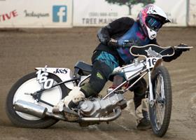 Dokota VandenBroeder - Fast Fridays Motorcycle Speedway