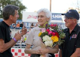 Mary McGee - Fast Fridays Motorcycle Speedway
