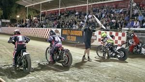 Scratch Start - Fast Fridays Motorcycle Speedway