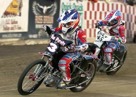 Nick Hohlbein - Fast Fridays Motorcycle Speedway