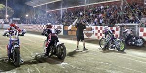 Scratch Start - Fast Fridays Motorcycle Speedway