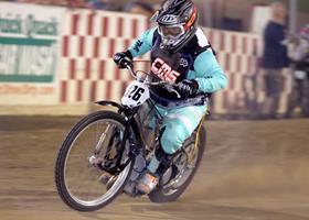 Jake Estes - Fast Fridays Motorcycle Speedway