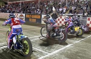 B Main - Fast Fridays Motorcycle Speedway