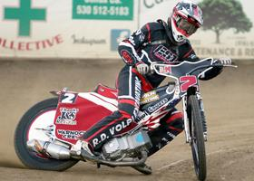 Lando Norton - Fast Fridays Motorcycle Speedway