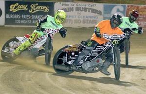 Speedway + Team SOS - Team Challenge Series Round 4 @ Fast Fridays Motorcycle Speedway | Auburn | California | United States
