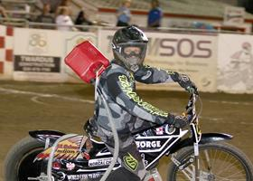 Charlie Venegas - Fast Fridays Motorcycle Speedway