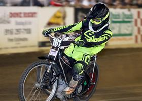 Anthony Dion - Fast Fridays Motorcycle Speedway