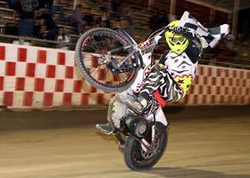 Bryan Yarrow - Fast Fridays Motorcycle Speedway