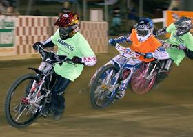 SOS Team Challenge - Fast Fridays Motorcycle Speedway