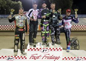 2019 Track Champions - Fast Fridays Motorcycle Speedway