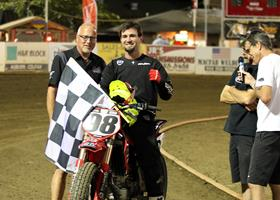 Kahl Kolkman Dash For Cash - Fast Fridays Motorcycle Speedway